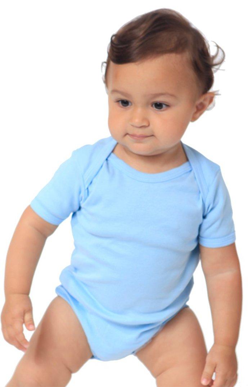Teach Peace Tie Dye Royal Soft Baby One Piece