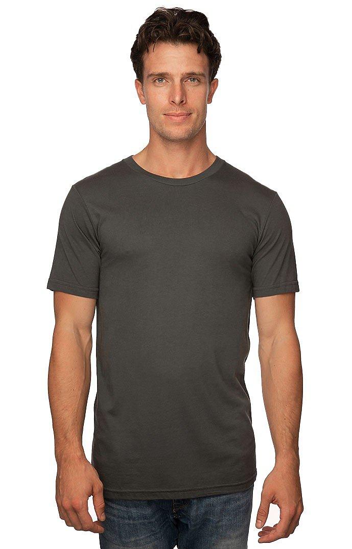 Unisex Short Sleeve Tee ASPHALT