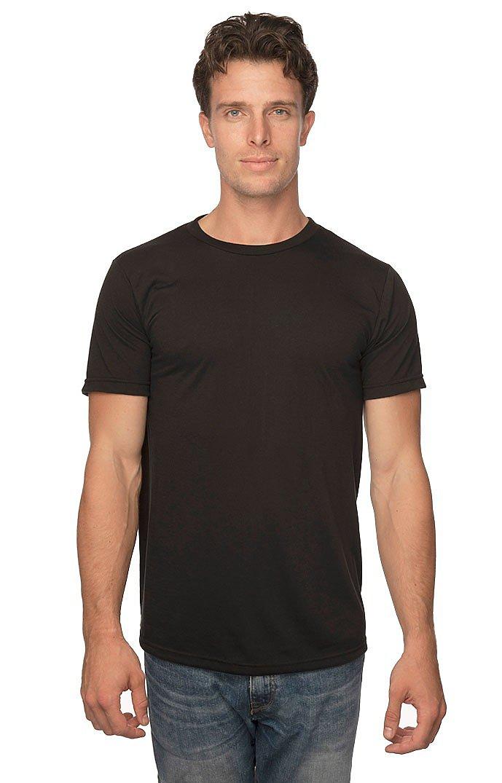 Unisex Short Sleeve Tee BLACK