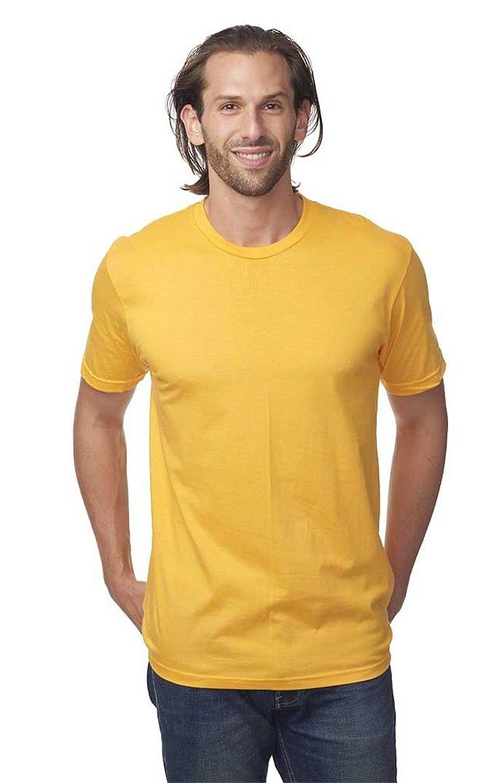 Unisex Short Sleeve Tee GOLD
