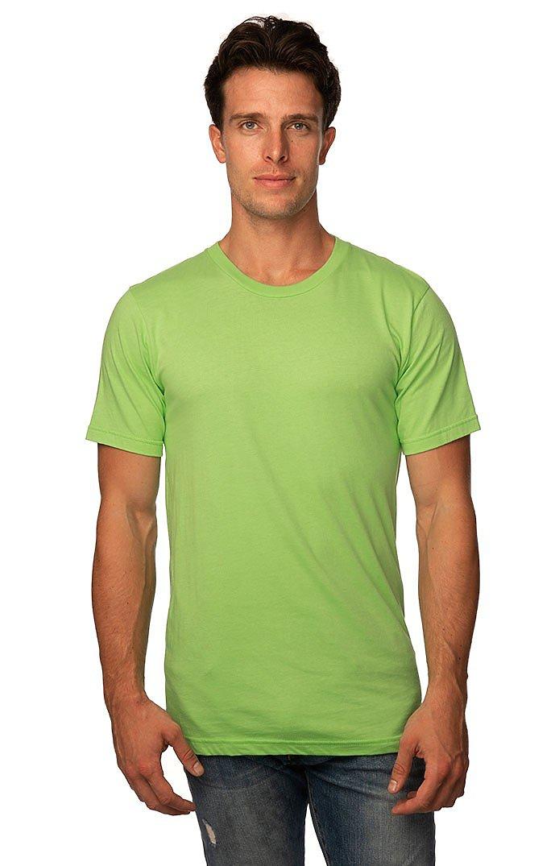Unisex Short Sleeve Tee LIME