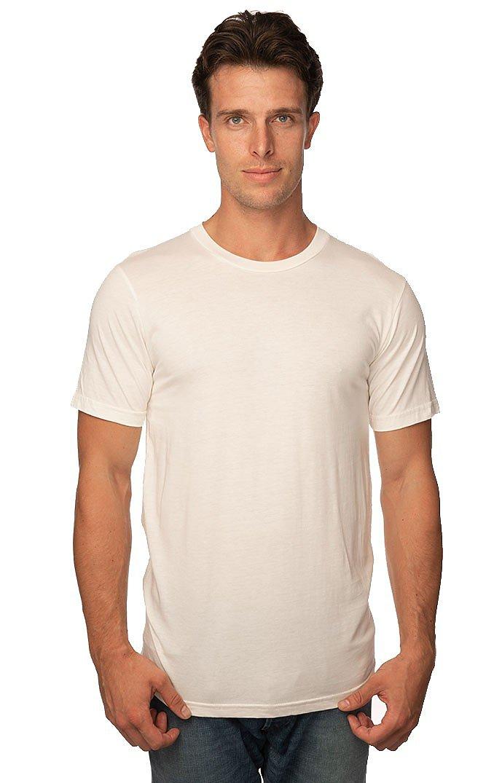 Unisex Short Sleeve Tee NATURAL