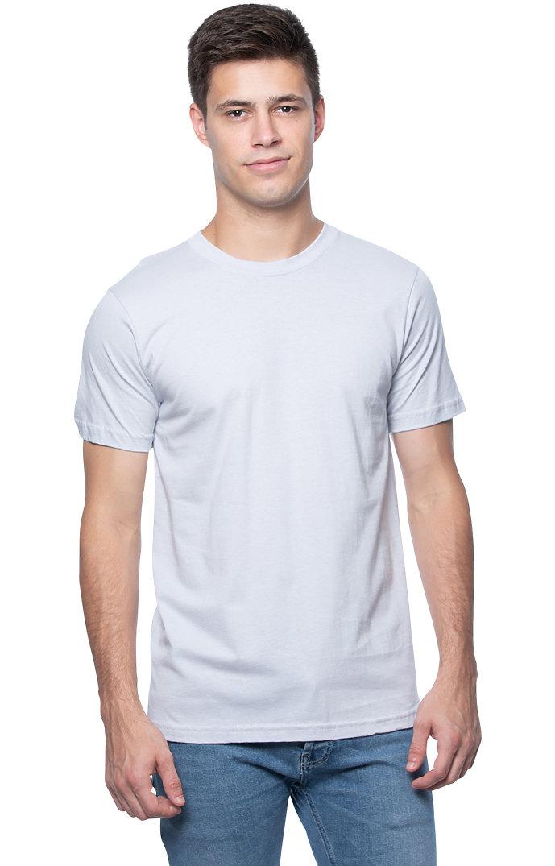 Unisex Short Sleeve Tee PLATINUM