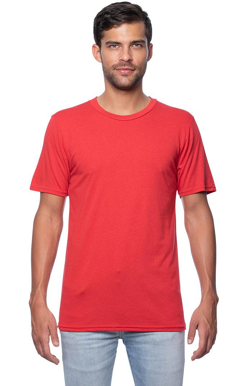 Unisex Short Sleeve Tee RED