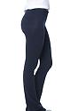 Women's Cotton Spandex Yoga Pant  Side