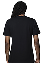 Unisex Short Sleeve Heavyweight Tee  Side