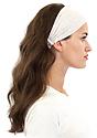 Triblend Jersey Headband TRI OATMEAL Side