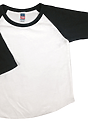 Infant Triblend Raglan Baseball Shirt  Laydown