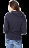 Unisex Organic Cotton Pullover Hoodie OCEAN Back2