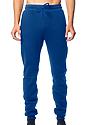 Unisex Organic Fleece Jogger Pant NAUTICAL BLUE 1