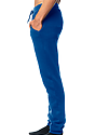 Unisex Organic Fleece Jogger Pant NAUTICAL BLUE 2