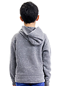 Youth Triblend Fleece Pullover Hoodie  Back2
