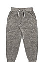 Toddler Triblend Fleece Jogger Sweatpant TRI VINTAGE GREY Front