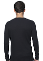 Unisex Heavyweight Thermal BLACK Back