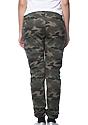 Unisex Camo Fleece Jogger Pant CAMO Front3