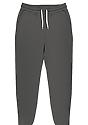 Unisex Fashion Fleece Jogger Sweatpant ASPHALT Front