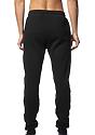 Unisex Fashion Fleece Jogger Sweatpant  Back2