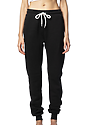 Unisex Fashion Fleece Jogger Sweatpant  LaydownFront