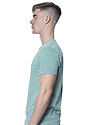 Unisex eco Triblend Short Sleeve Tee  Side