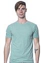 Unisex eco Triblend Short Sleeve Tee ECO TRI KELLY Front