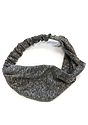 eco Triblend Jersey Multipurpose Face Mask/Headband ECO TRI GREY Front