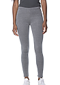 Women's eco Triblend Spandex Jersey Leggings  Front