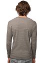 Unisex eco Triblend Heavyweight Thermal  Back