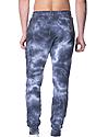 Unisex Cloud Tie Dye Jogger Sweatpant  3