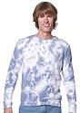 Unisex Cloud Tie Dye Crew Sweatshirt INFINITY 1