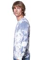 Unisex Cloud Tie Dye Crew Sweatshirt  2