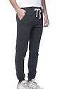 Unisex eco Triblend Fleece Jogger Pant  Side