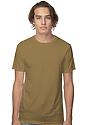 Unisex Short Sleeve Tee COYOTE BROWN Front