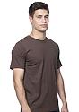 Unisex Organic Short Sleeve Tee BARK Side