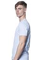Unisex Organic Short Sleeve Tee HEAVEN Side