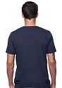 Unisex Organic Short Sleeve Tee OCEAN Back