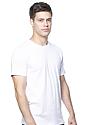 Unisex Organic Short Sleeve Tee SALT Side