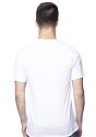 Unisex Organic Short Sleeve Tee SALT Back