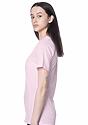 Unisex Short Sleeve Tee PINK Front