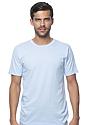 Unisex Short Sleeve Tee SKY Front