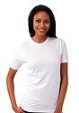 Unisex Union Short Sleeve Tee WHITE Front2