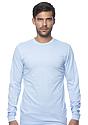 Unisex Organic Long Sleeve Tee HEAVEN Front