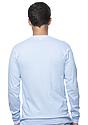 Unisex Organic Long Sleeve Tee HEAVEN Back