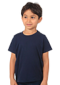 Toddler Short Sleeve Crew Tee  Front
