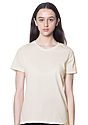 Women's Relaxed Fit Short Sleeve Tee NATURAL 1