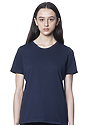 Women's Relaxed Fit Short Sleeve Tee NAVY 1