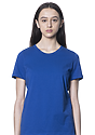 Women's Relaxed Fit Short Sleeve Tee ROYAL 1