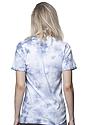 Unisex Cloud Tie Dye Tee INFINITY Back2