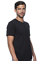 Unisex Recycled Jersey Tee RECYCLE BLACK Side