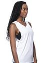 Women's Viscose Bamboo Organic Cotton Muscle FROST Side