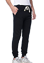 Unisex Organic RPET French Terry Jogger Pant SHADOW Front
